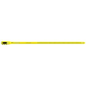 Hiplok Z-Lok Fietsslot 50cm 3-Stellig geel
